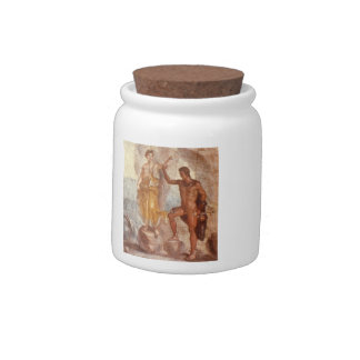 Perseus and Andromeda Candy Jars
