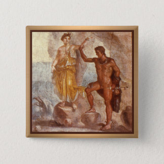 Perseus and Andromeda Pinback Button