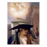 Perseus and Andromeda Postcard