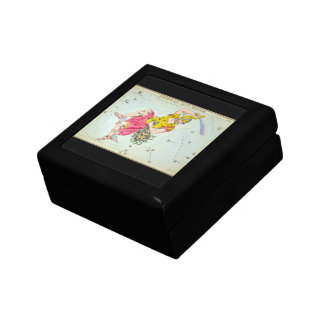 Perseus and Caput Medusæ Jewelry Box