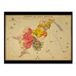 Perseus and Caput Medusae (The Medusa's Head) Postcards