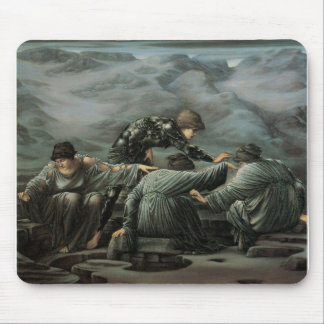 Perseus and the Graine, 1892 Mouse Pad