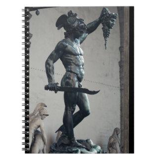 Perseus con el jefe de la medusa