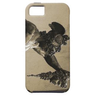 Perseus con el jefe de la medusa iPhone 5 Case-Mate funda