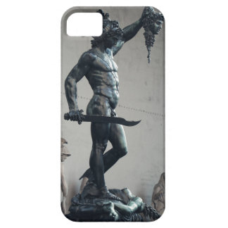 Perseus con el jefe de la medusa iPhone 5 coberturas