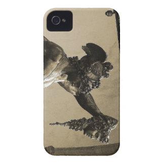 Perseus con el jefe de la medusa Case-Mate iPhone 4 carcasas