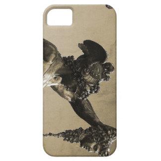Perseus con el jefe de la medusa iPhone 5 Case-Mate protector