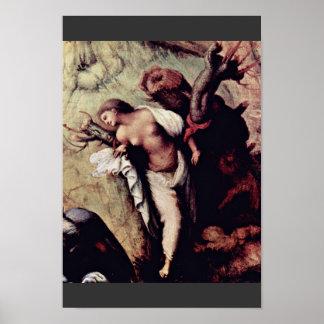 Perseus Freed Andromeda Details Andromeda Print
