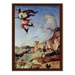 Perseus Freed Andromeda Details: Perseus Post Card