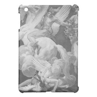 Perseus on Pegasus Slaying Medusa Cover For The iPad Mini
