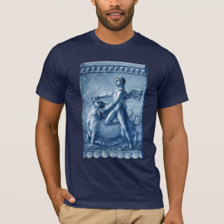 Perseus slaying the bull. T-Shirt