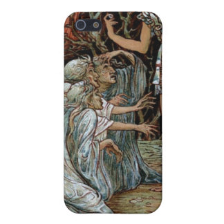 Perseus & the Graiae Cover For iPhone SE/5/5s