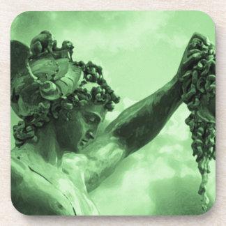 Perseus vs Medusa Drink Coaster