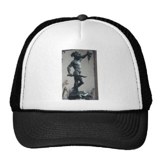 Perseus With The Head Of Medusa Trucker Hat
