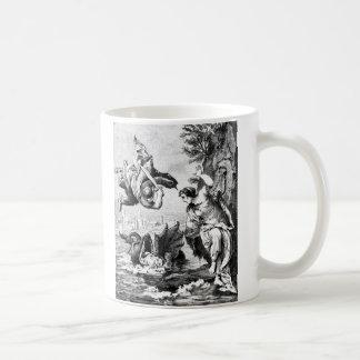 Perseus y Andromeda Taza Clásica