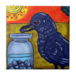 Perseverance Crow Tiles