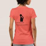 Perseverance girls basketball team shirt