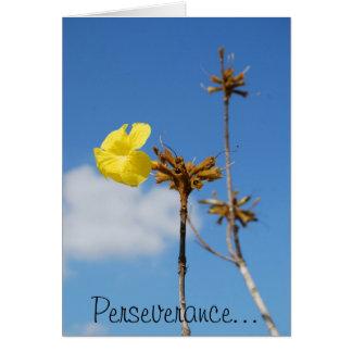 Perseverance Greeting Card