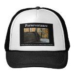 Perseverance Mesh Hats