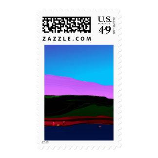 Perseverance Postage Stamp