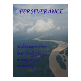 Perseverance - Poster