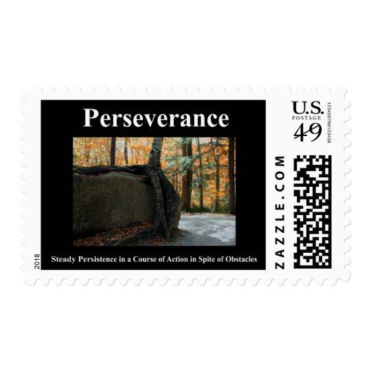 Perseverance Stamp