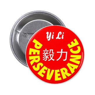 Perseverance - Yi Li Pins