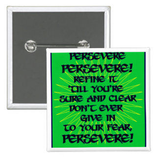 Persevere Pin