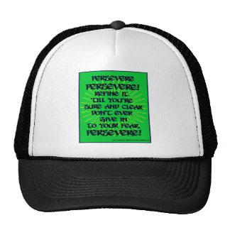 Persevere! Trucker Hat