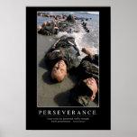 Perseverencia: Cita inspirada Impresiones