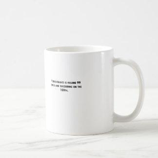 Perseverencia Tazas De Café