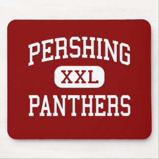 Pershing - Panthers - Middle - San Diego Mouse Mat