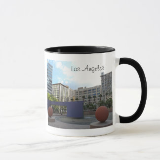 Pershing Square- Los Angeles Mug