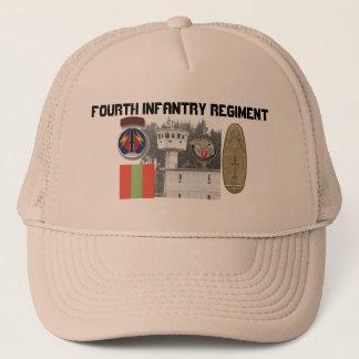Pershing Tower Rat Trucker Hat