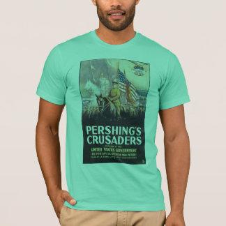 Pershings Crusaders World War II T-Shirt