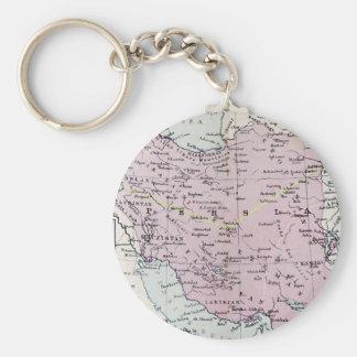 Persia 1920 llavero redondo tipo pin