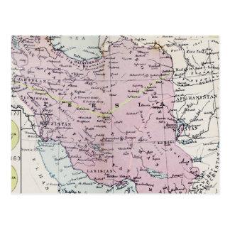 Persia 1920 postcard
