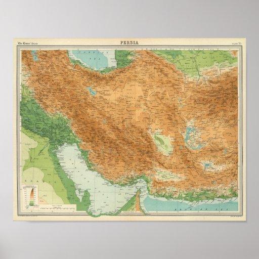 Persia 2 print