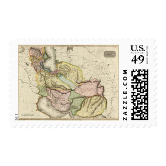 Persia 3 stamps