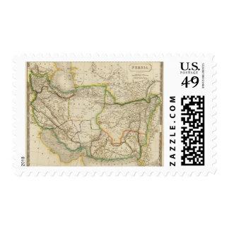 Persia 3 stamp