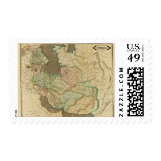 Persia 4 stamps