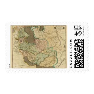 Persia 4 sellos