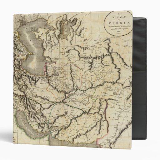 Persia 4 vinyl binder
