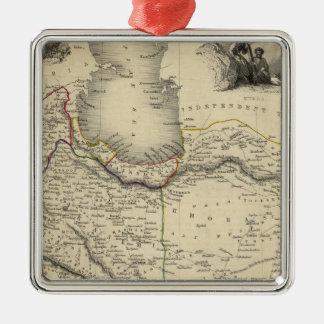 Persia 6 metal ornament