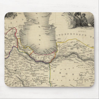 Persia 6 mouse pad