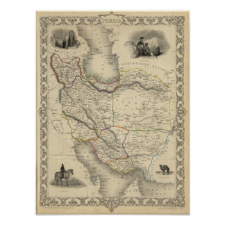 Persia 6 posters