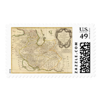 Persia 7 stamps