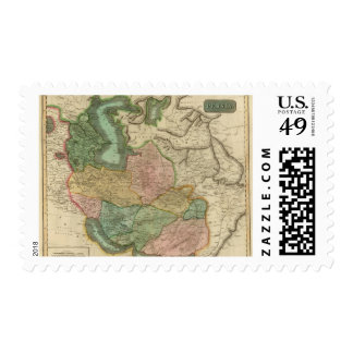 Persia 8 stamps
