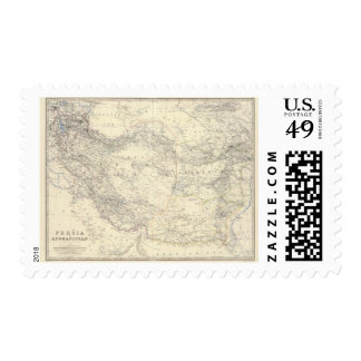 Persia, Afghanistan Postage Stamps