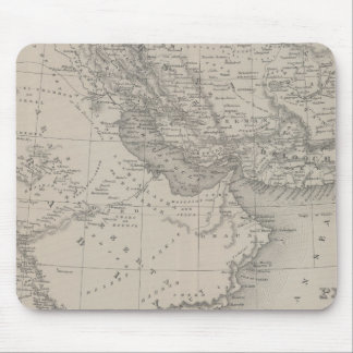 Persia and Arabia Mouse Pad